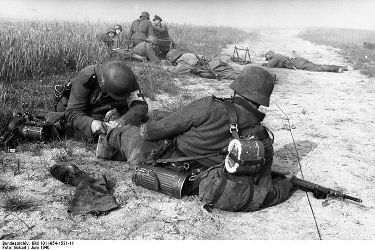 fot. CC 3.0 - Bundesarchiv, Bild 101I-054-1531-11 / Eckart / CC-BY-SA