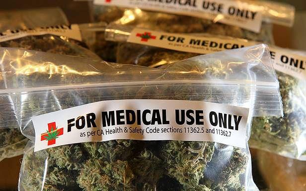 Medyczna marihuana jest dostępna m.in. w niektórych stanach USA