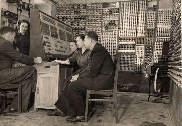 Komputer MESM (Fot. Engadget.com)