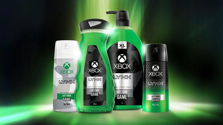 Kosmetyki Xbox Lynx