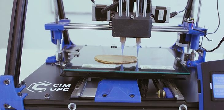 Mięso drukowane w 3D