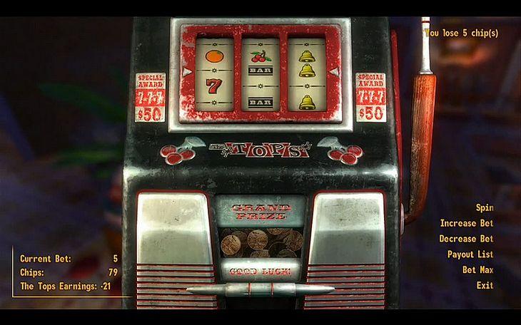 Mini gierki w Fallout New Vegas