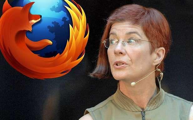 Mitchell Baker, prezeska Mozilla Foundation (Fot. Focus.de)