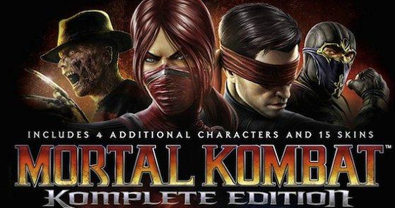 Mortal Kombat w wersji z dodatkami. Czyli w wersji właściwej. Źrodło: WB