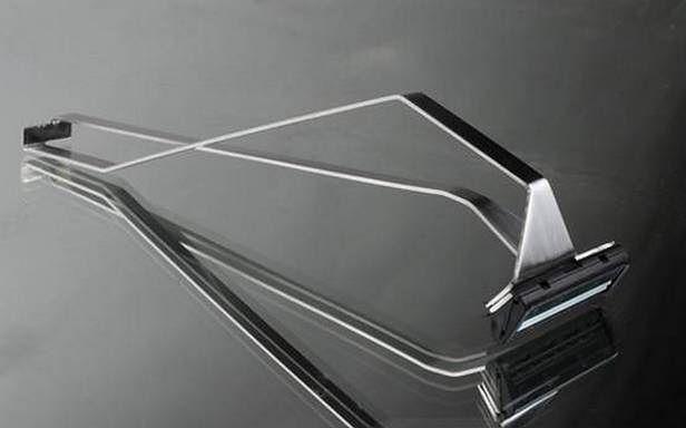Möbius Shaver (Fot. Yanko Design)