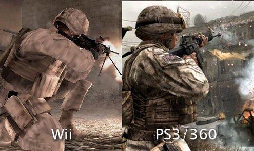 Modern Warfare Wii 01