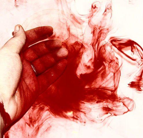 krwista plama