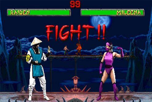 Mortal Kombat (Fot. własna)