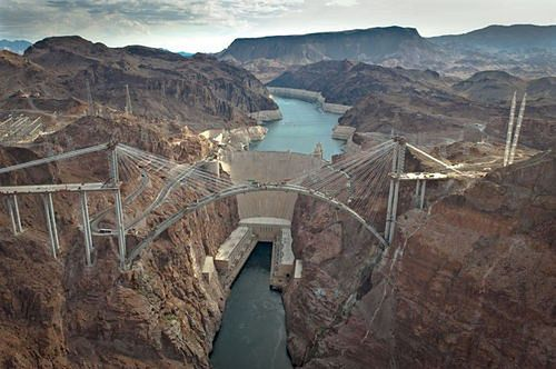 Niesamowity most - Hoover Dam Bypass