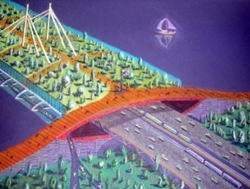 most na Columbii
