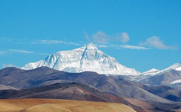 Mount Everest (Fot. Flickr/Joe Hastings/Lic. CC by)