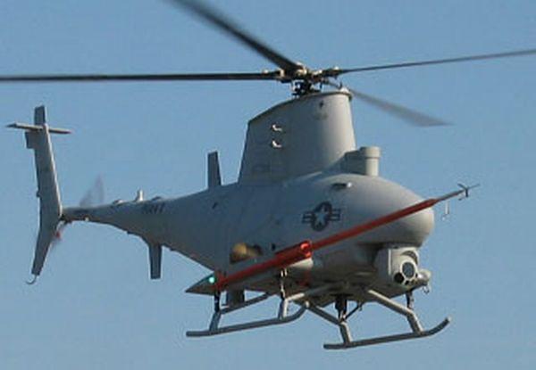 MQ-8B Fire Scout, Foto: Northrop Grumman
