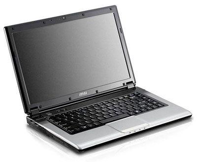 MSI FX600MX Notebook Intel Wireless Display 64 Bit