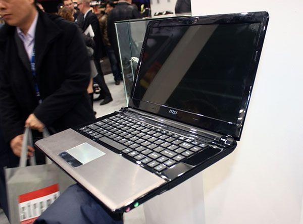 MSI X-Slim X460 (fot. Notebookitalia.it)