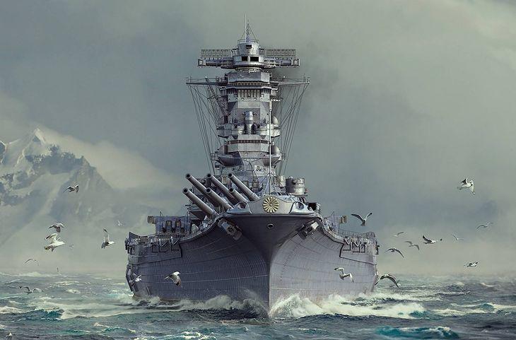 Musashi - grafika