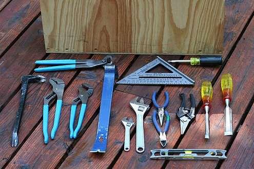 Przydatne narzędzia (Fot. Flickr/usefulguy/Lic. CC by)