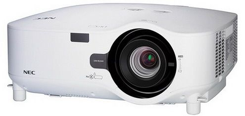 NEC-NP2200-and-NP1200-Professional-Installation-Projectors