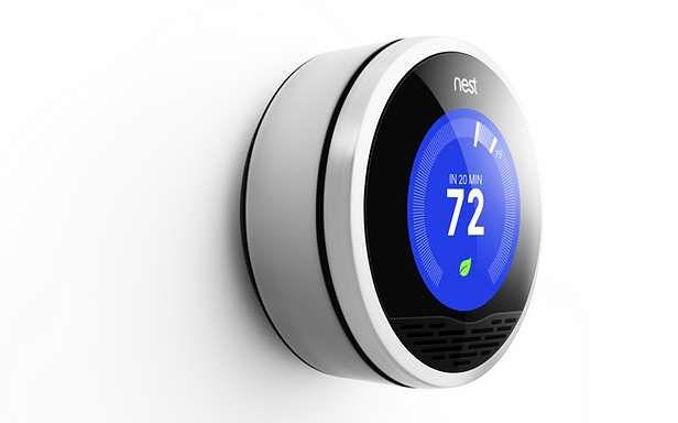 Nest Learning Thermostat (Fot. Nest.com)