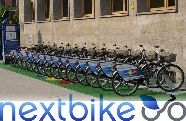 Rowery miejskie (fot.: nextbike)