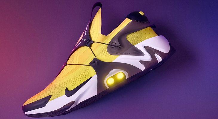 Nike Adapt Huarache nowa odsłona klasycznych butów. Same