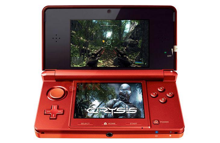 Crysis na Nintendo 3DS - czy to możliwe?