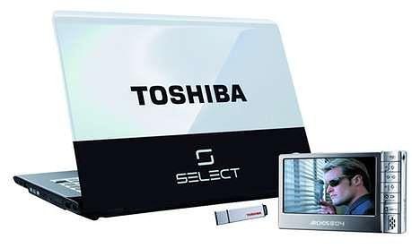 Toshiba Satellite A200 Select