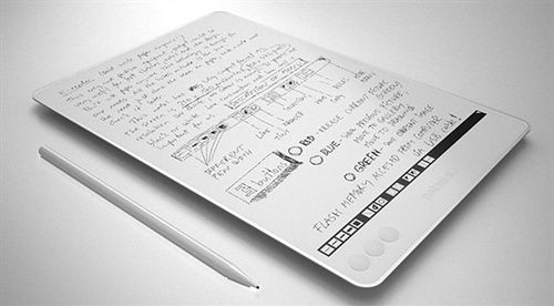 NoteSlate (fot. NoteSlate)