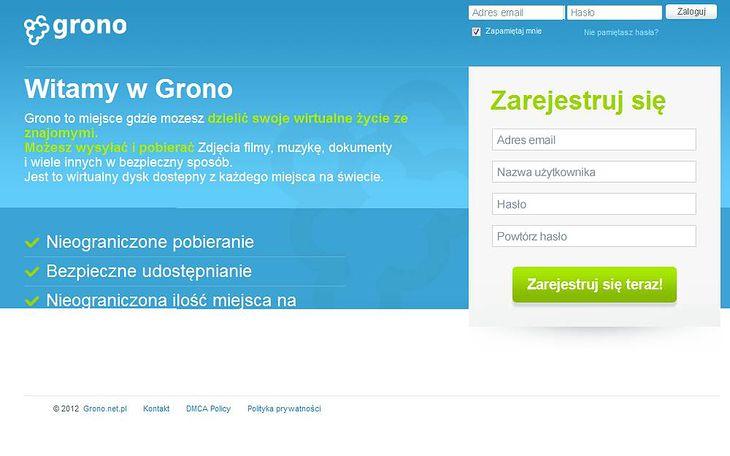 Grono.net zmieniło się w Grono.net.pl