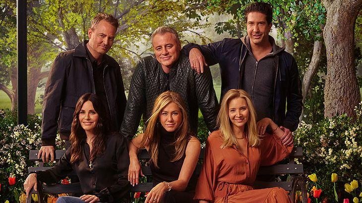 """Serial """"Przyjaciele"""" wraca po latach"""