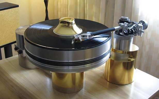 Gramofon Onedof (Fot. Wizard High-End Audio)