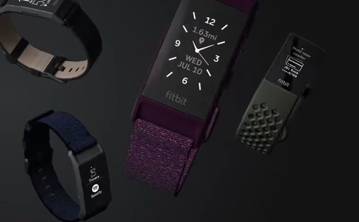 Testujemy Fitbit Charge 4
