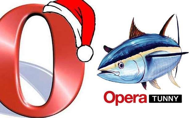 Opera 11.60 Tunny