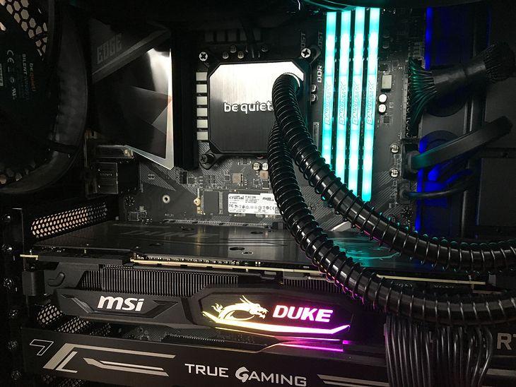 Komputer do gier Optimus e-sport Extreme MZ390T-BQ1