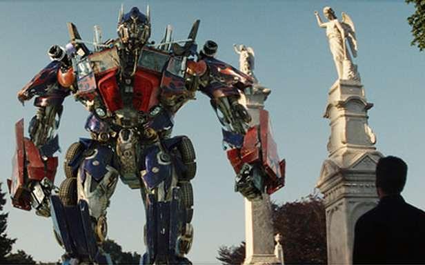 Transformery przestały być fikcją!