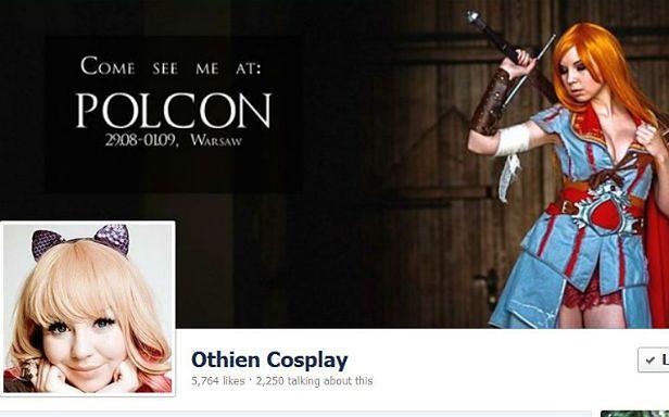 Othien na Facebooku