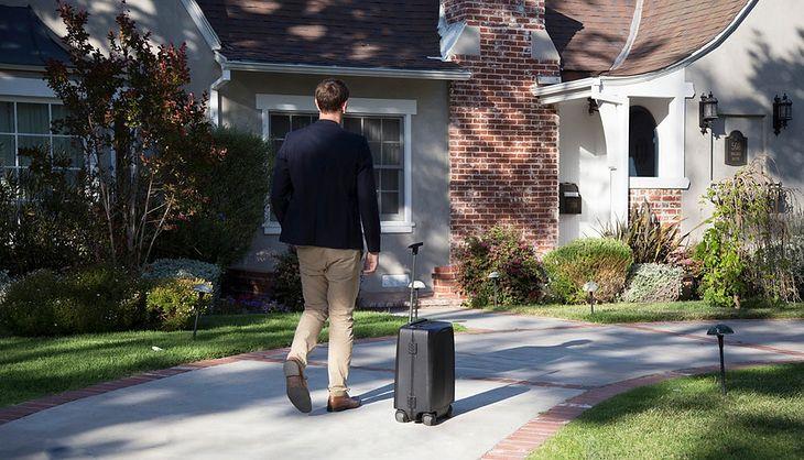 e7f5de8a67dcb Ovis - walizka ze sztuczną inteligencją. Sama odnajdzie i pojedzie ...