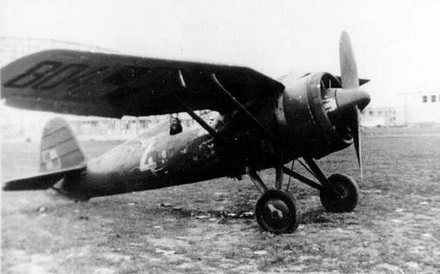 PZL P.11c - samolot z płatem Puławskiego