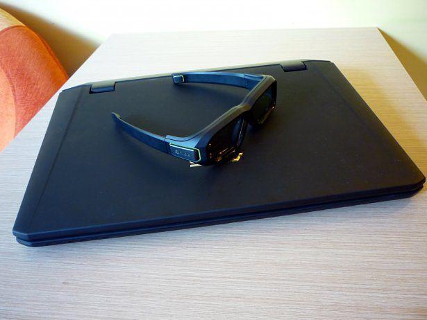 Asus G75VW 3D