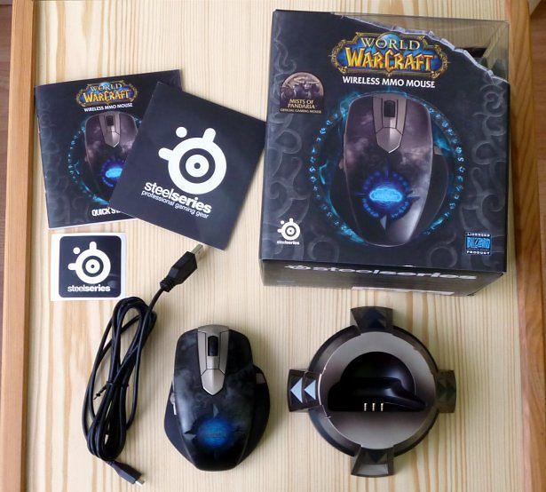 SteelSeries World of Warcraft Wireless