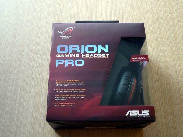 Asus Orion Pro