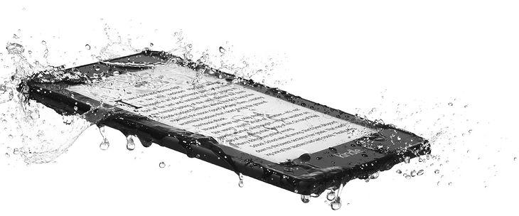 Czy wodoodporność to jedyna przewaga Kindle Paperwhite IV nad Kindle 10?