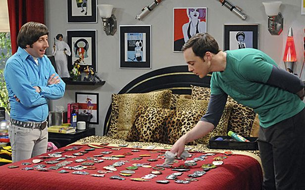 """""""The Big Bang Theory"""" (Fot. CBS)"""