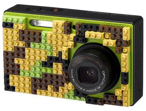 Pentax LEGO