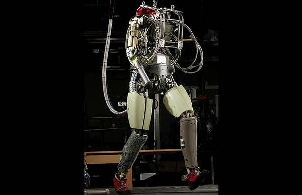 PETMAN - humanoidalny robot Boston Dynamics (Fot. BostonDynamics.com)