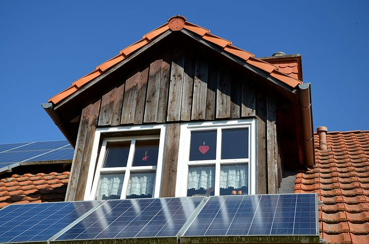 Fotowoltaika na dachu