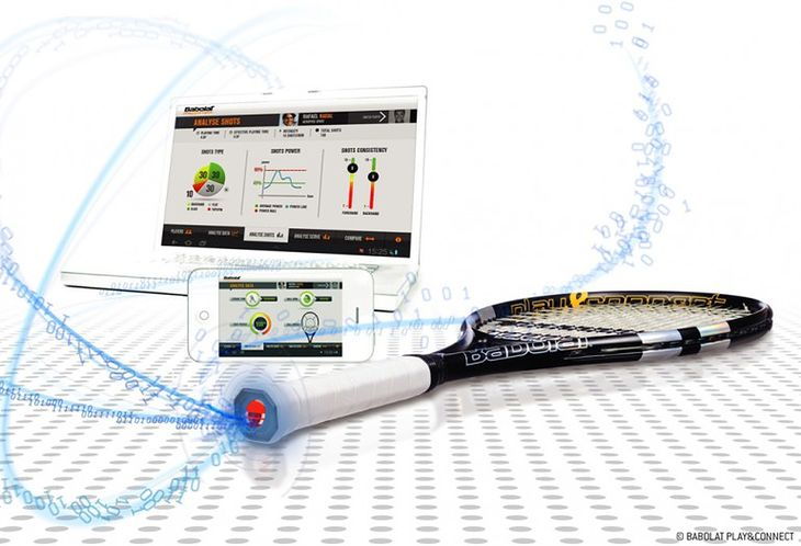 Fot. Babolat Play & Connect