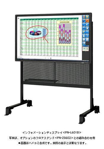Sharp tablica LCD