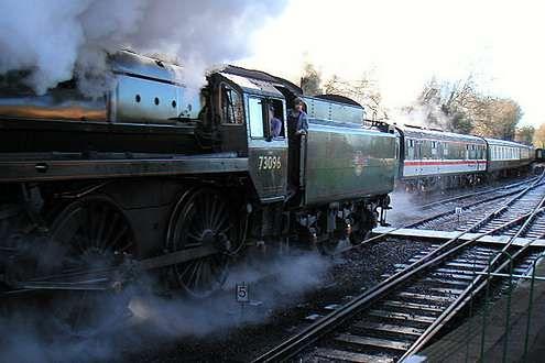 Pociąg (Fot. Flickr/Zixii/Lic. CC by-sa)
