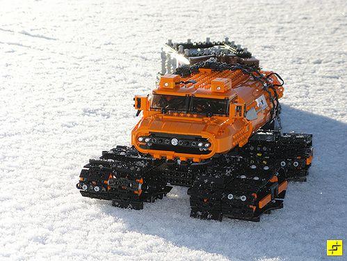 Pojazd LEGO