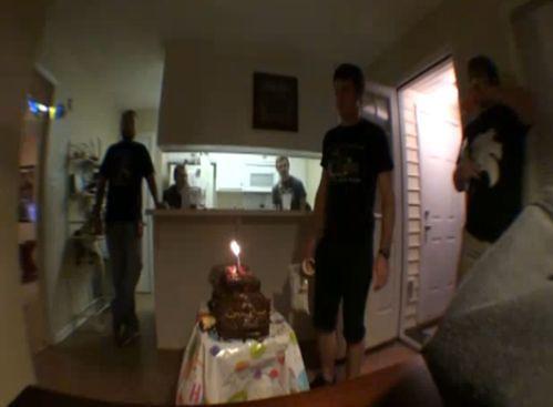 Prezent urodzinowy
